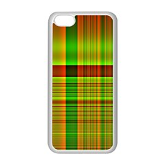 Multicoloured Background Pattern Apple Iphone 5c Seamless Case (white)