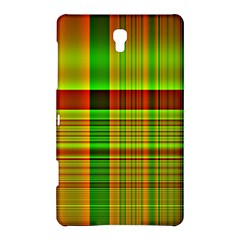 Multicoloured Background Pattern Samsung Galaxy Tab S (8 4 ) Hardshell Case