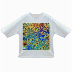 Color Particle Background Infant/toddler T Shirts