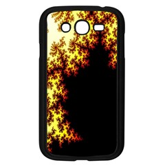 A Fractal Image Samsung Galaxy Grand Duos I9082 Case (black) by Nexatart