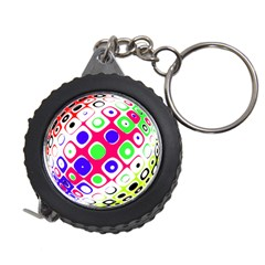Color Ball Sphere With Color Dots Measuring Tapes by Nexatart