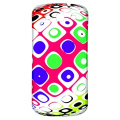 Color Ball Sphere With Color Dots Samsung Galaxy S3 S Iii Classic Hardshell Back Case by Nexatart