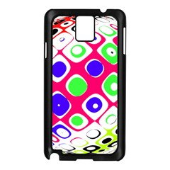 Color Ball Sphere With Color Dots Samsung Galaxy Note 3 N9005 Case (black) by Nexatart
