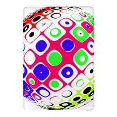 Color Ball Sphere With Color Dots Samsung Galaxy Tab Pro 10 1 Hardshell Case