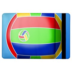 Balloon Volleyball Ball Sport Ipad Air Flip by Nexatart