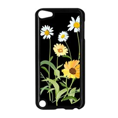 Flowers Of The Field Apple Ipod Touch 5 Case (black) by Nexatart