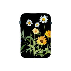 Flowers Of The Field Apple Ipad Mini Protective Soft Cases by Nexatart