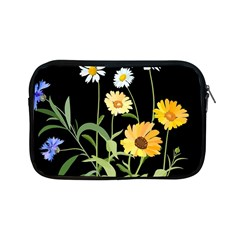 Flowers Of The Field Apple Ipad Mini Zipper Cases