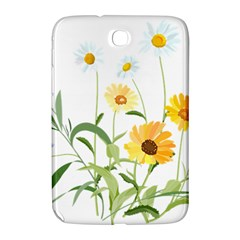 Flowers Flower Of The Field Samsung Galaxy Note 8 0 N5100 Hardshell Case  by Nexatart