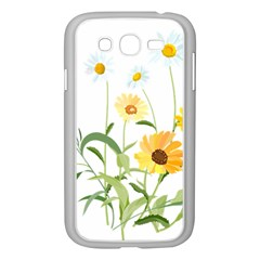 Flowers Flower Of The Field Samsung Galaxy Grand Duos I9082 Case (white) by Nexatart