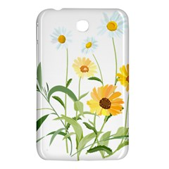Flowers Flower Of The Field Samsung Galaxy Tab 3 (7 ) P3200 Hardshell Case