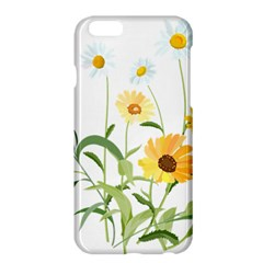 Flowers Flower Of The Field Apple Iphone 6 Plus/6s Plus Hardshell Case