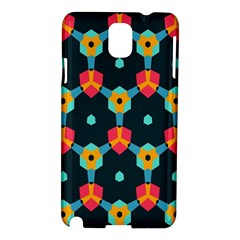 Connected Shapes Pattern    Nokia Lumia 928 Hardshell Case by LalyLauraFLM