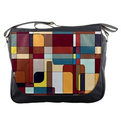 Patchwork Messenger Bags by digitaldivadesigns