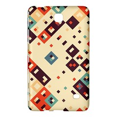 Squares In Retro Colors   Sony Xperia Z3 Hardshell Case by LalyLauraFLM