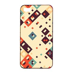 Squares In Retro Colors   Sony Xperia Z3+ Hardshell Case by LalyLauraFLM