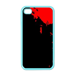 Abstraction Apple Iphone 4 Case (color) by Valentinaart