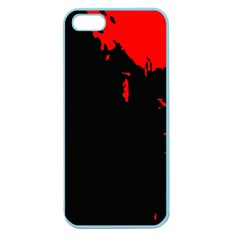 Abstraction Apple Seamless Iphone 5 Case (color) by Valentinaart