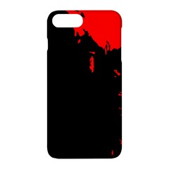 Abstraction Apple Iphone 7 Plus Hardshell Case by Valentinaart