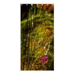 Dragonfly Dragonfly Wing Insect Shower Curtain 36  X 72  (stall)  by Nexatart
