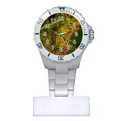 Dragonfly Dragonfly Wing Insect Plastic Nurses Watch by Nexatart