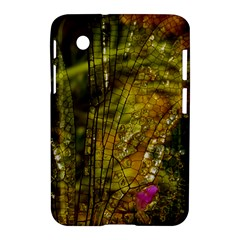 Dragonfly Dragonfly Wing Insect Samsung Galaxy Tab 2 (7 ) P3100 Hardshell Case