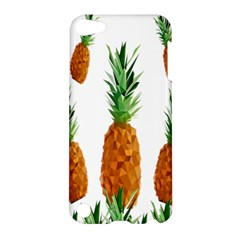Pineapple Print Polygonal Pattern Apple Ipod Touch 5 Hardshell Case by Nexatart