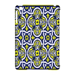 Tiles Panel Decorative Decoration Apple Ipad Mini Hardshell Case (compatible With Smart Cover) by Nexatart