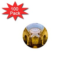 Church The Worship Quito Ecuador 1  Mini Magnets (100 Pack)