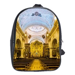 Church The Worship Quito Ecuador School Bags(large)