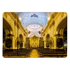 Church The Worship Quito Ecuador Samsung Galaxy Tab 10 1  P7500 Flip Case by Nexatart