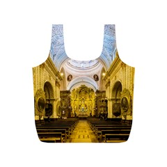 Church The Worship Quito Ecuador Full Print Recycle Bags (s)  by Nexatart