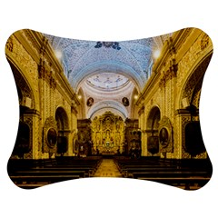 Church The Worship Quito Ecuador Jigsaw Puzzle Photo Stand (bow)