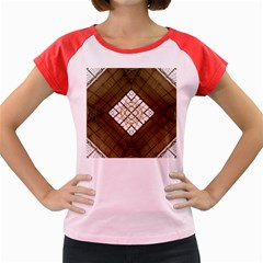 Steel Glass Roof Architecture Women s Cap Sleeve T-shirt by Nexatart