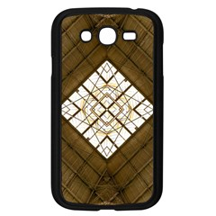 Steel Glass Roof Architecture Samsung Galaxy Grand Duos I9082 Case (black)