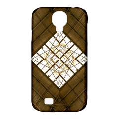 Steel Glass Roof Architecture Samsung Galaxy S4 Classic Hardshell Case (pc+silicone)