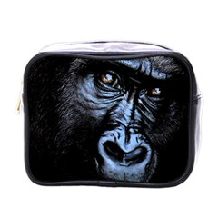 Gorilla Mini Toiletries Bags by Valentinaart