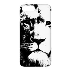 Lion  Apple Iphone 7 Plus Hardshell Case by Valentinaart