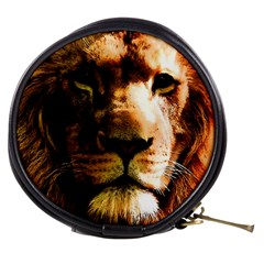 Lion  Mini Makeup Bags by Valentinaart