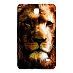 Lion  Samsung Galaxy Tab 4 (7 ) Hardshell Case  by Valentinaart
