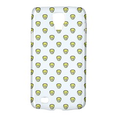 Angry Emoji Graphic Pattern Galaxy S4 Active by dflcprints