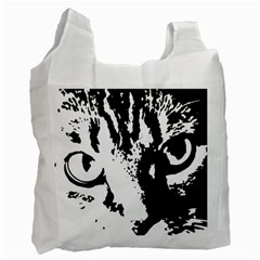 Cat Recycle Bag (one Side)