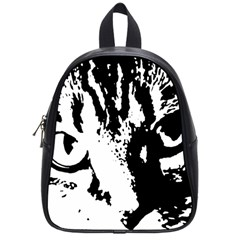 Lion  School Bags (small)  by Valentinaart