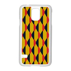 Triangles Pattern Motorola Moto G (1st Generation) Hardshell Case by LalyLauraFLM