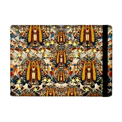 Lady Panda Goes Into The Starry Gothic Night Ipad Mini 2 Flip Cases by pepitasart