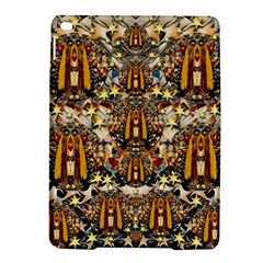 Lady Panda Goes Into The Starry Gothic Night Ipad Air 2 Hardshell Cases by pepitasart