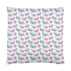 Cute Pastel Butterflies Standard Cushion Case (two Sides) by tarastyle