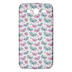 Cute Pastel Butterflies Samsung Galaxy Mega 5 8 I9152 Hardshell Case  by tarastyle