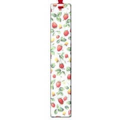 Strawberry Pattern Large Book Marks