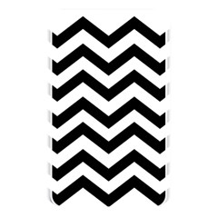 Black And White Chevron Memory Card Reader